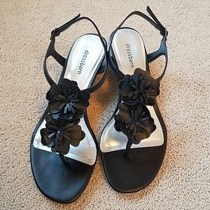 Dress Barn Wedge Sandals